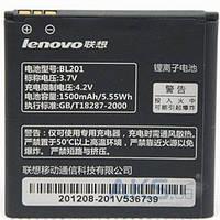 Аккумулятор для Lenovo A60, аккумуляторная батарея АКБ Lenovo BL201/A60 orig