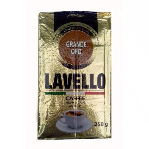 Кофе молотый, заварной Lavello (Лавелло) 250 г. Великобритания фото