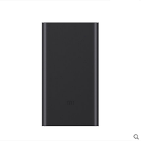 Xiaomi Power Bank 2 10000 mAh Black + чехол в подарок, фото 1