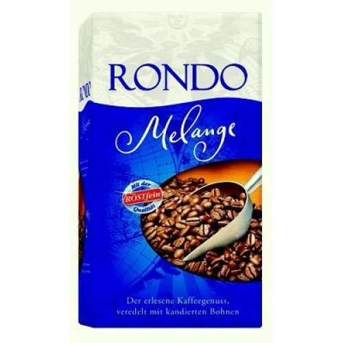 Кофе молотый, заварной Rondo Melange фото