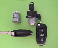 Audi - remote key 433Mhz, комплект замков и ключей, 8E0837220Q