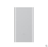 Xiaomi Power Bank 2 10000 mAh Silver + чехол в подарок, фото 1