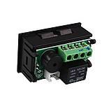 Терморегулятор (термостат) в корпусе (-50 +110С) DC 12V, фото 5