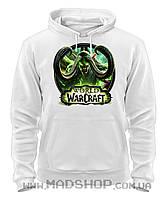 Толстовка Варкрафт World of Warcraft illidan logo