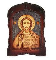 """Купить икону деревянную ручной работы """"Иисус Христос"""", фото 1"""