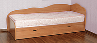 Кровать Летро Сплюх 80см х 200см бук