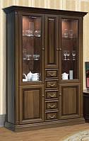 Витрина 3-х дверная Набукко