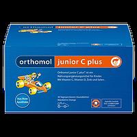 Ортомол Юниор С плюс - жев табл (30 дней) цитрусовые фрукты