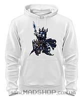 Толстовка Варкрафт World of Warcraft lich fanart