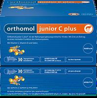 Orthomol junior C plus-жевательные таблетки (30 дней) Лесная ягода