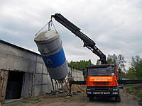 Аренда кран-манипуляторов в Украине