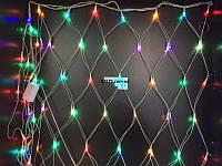 Гирлянда Сетка (светодиодная гирлянда-сетка 2*2 м)