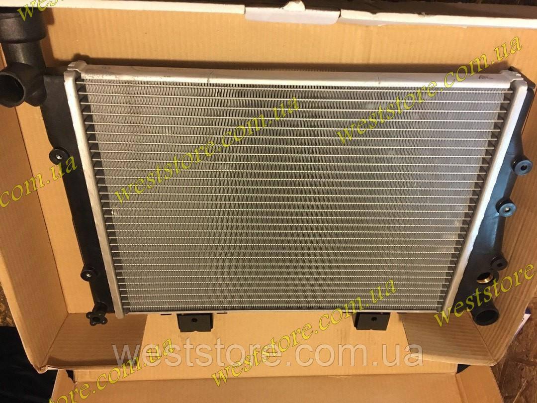 Радиатор охлаждения ваз 2104,2105,2107 2107 ЛУЗАР Luzar Спорт Sport (алюминиево-паяный) (LRc 01070b)