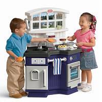 Интерактивная детская кухня Little Tikes Side By Side (171499)