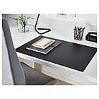 SKRUTT Подкладка на стол, черный, фото 2