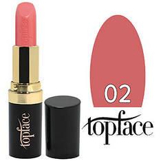 TopFace Губная помада PT-151 Matte Paint Rouge Lipstick Тон №02 rose nature, матовая