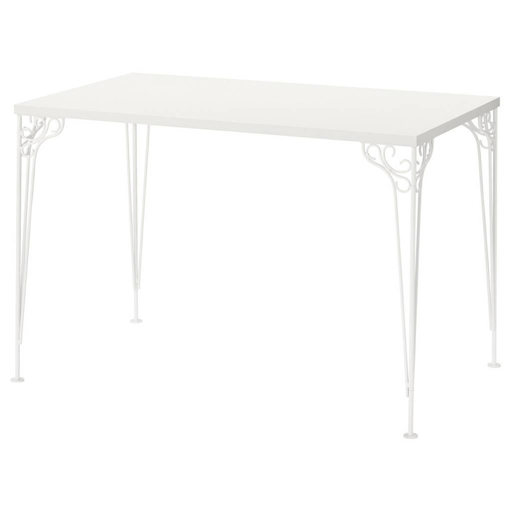 Письменный стол IKEA FALKHÖJDEN белый 002.889.35