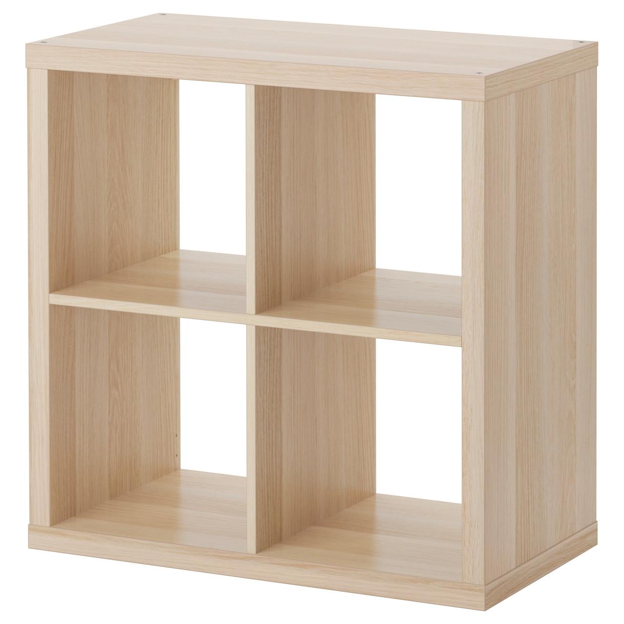 KALLAX Книжный шкаф, ef дуба морилок биа 603.245.20