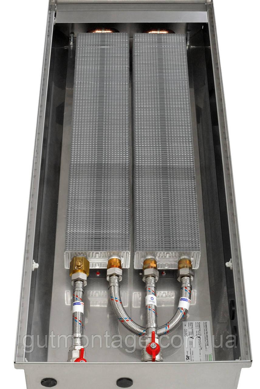 Конвектор внутрипольный: КПЕ 390.2250.125/85