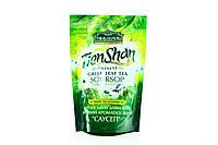 Чай зеленый Тянь Шань с саусепом  80г мягкая упаковка
