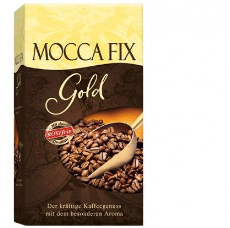 мока фикс голд молотый заварной кофе фото