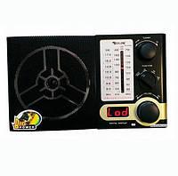 Портативный радиоприемник Golone RX-2060, FM/AM/SW, поддержка USB/SD/MMC-накопителей, ЖК-дисплей, АКБ