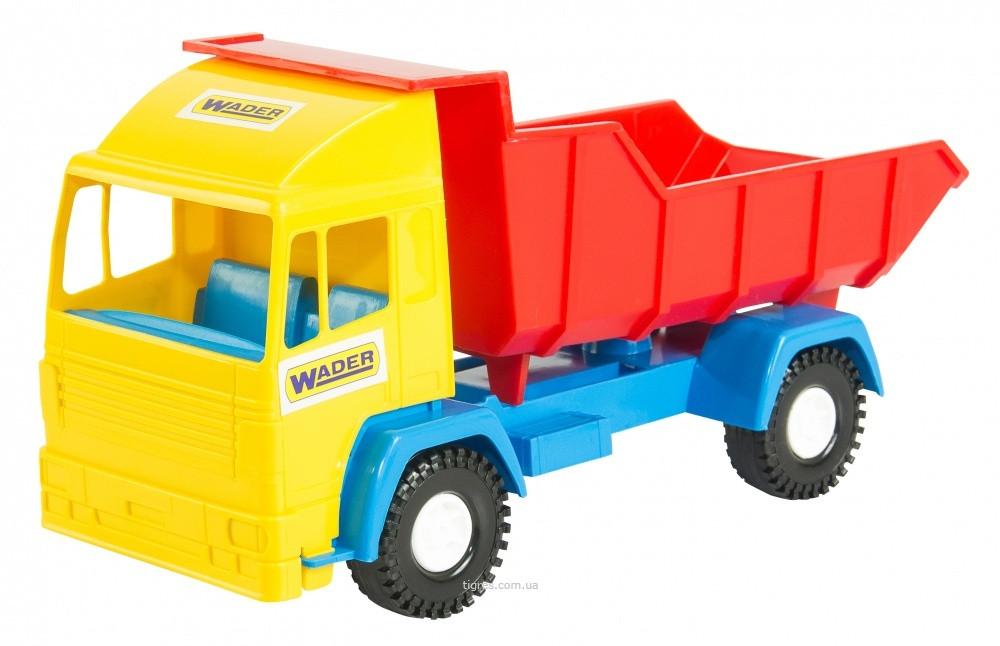 Игрушечный самосвал Mini Truck