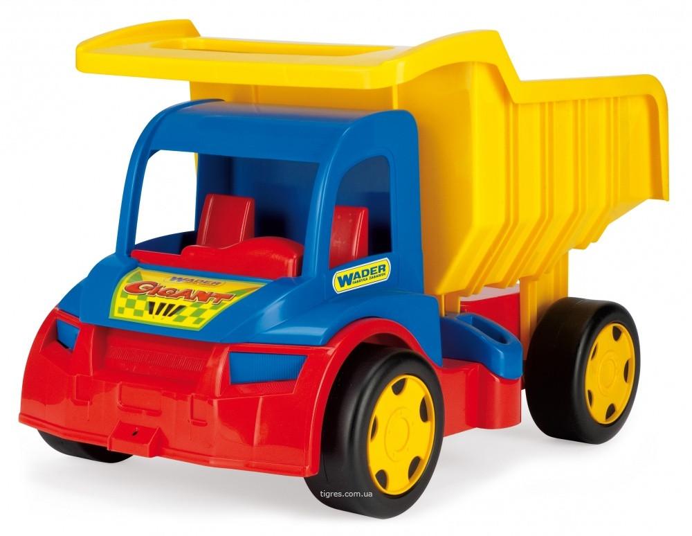 Великий іграшковий вантажівка Гігант (65000)