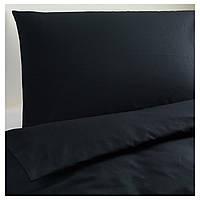 DVALA Комплект постельного белья, черный