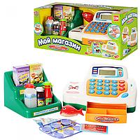 Детский кассовый аппарат Play Smart Мой магазин