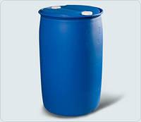 Бочка 220 литров б/у пластиковая с двумя горловинами (пищевая)