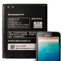 Аккумулятор для Lenovo S820, аккумуляторная батарея  АКБ 90-100% Lenovo BL210/S820 без упак orig