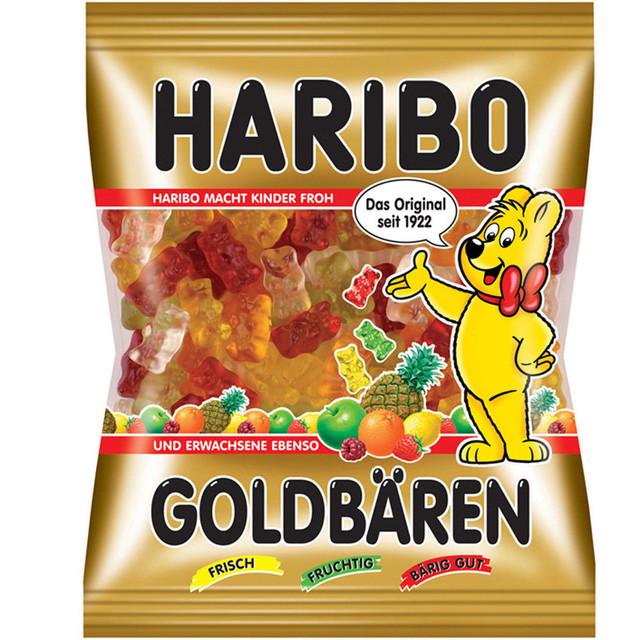 желейные конфеты харибо голбарен фото