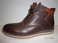 Ботинки мужские Mercury 93119