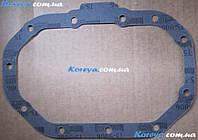 Прокладка поддона КПП Ланос 11 отверстий, цена прокладки поддона КПП