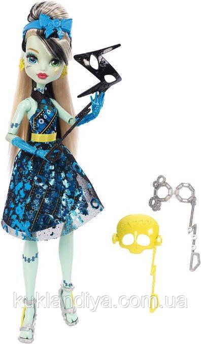 Кукла Monster High Френки Штейн Приключения в фотобудке