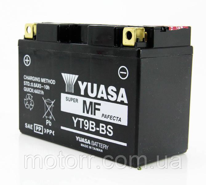 Аккумулятор YUASA YT9B-BS