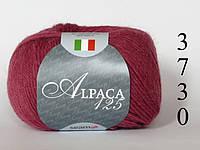 Пряжа Seam Италия Альпака 125, код 3730