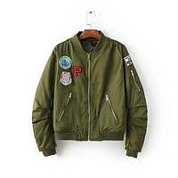 Стильная куртка милитари