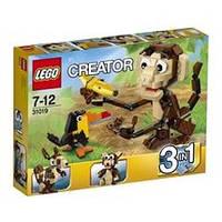 Конструктор LEGO серия creator  Лесные животные 31019