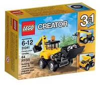 Конструктор LEGO серия creator Строительная техника 31041