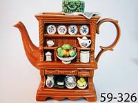 "Чайник ""Буфет"" 18 см ed59-326"