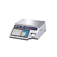 Весы чекопечатающие CAS CL5000J-IB 3-6-15-30
