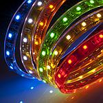 Как подобрать светодиодную ленту для декоративного освещения?
