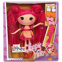 Куколка Lalaloopsy Loopy Hair Кудряшки - симпатяшки Дюймовочка