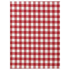 BERTA RUTA Ткань, красный/белый средняя клетка крупная клетка, красный 501.653.62