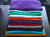 Мужские футболки белые  ОПТОМ fruit of the loom S, M, L, XL, XXL