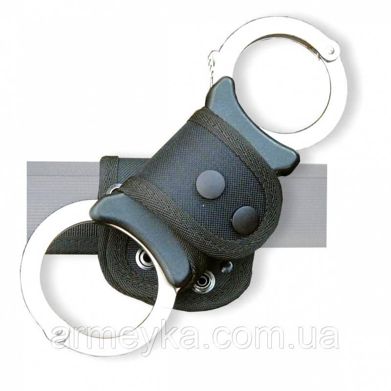 Поясной фиксатор для шарнирных наручников, текстиль. Полиция Великобритании, оригинал.