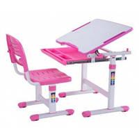 Комплект парта и стул Fun Desk Piccolino Pink