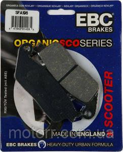 Тормозные колодки EBC SFA196